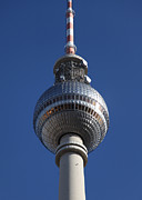 Berlin Art Photos - Berlin TV Tower by Falko Follert