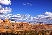 Monolith Prints - Capitol Reef National Park Burr Trail Print by Mark Smith