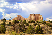 Southern Utah Posters - Capitol Reef National Park. Catherdal Valley Poster by Mark Smith
