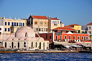 Cafe Photos - Chania city by George Atsametakis