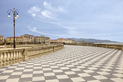 Ligurian Sea Prints - Livorno Print by Joana Kruse