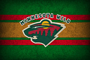 Skating Photos - Minnesota Wild by Joe Hamilton