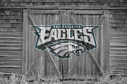 Philadelphia Eagles Posters - Philadelphia Eagles Poster by Joe Hamilton