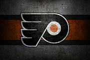 Hockey Sweater Posters - Philadelphia Flyers Poster by Joe Hamilton