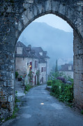 Midi Photo Prints - Saint Cirq-Lapopie Print by Brian Jannsen