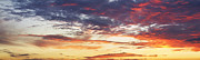 Dawn-dusk Framed Prints - Sunset  Framed Print by Les Cunliffe