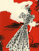 The Advertising Archives - Womens Fashion 1930...