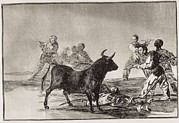 Lances Prints - Goya Y Lucientes, Francisco De Print by Everett