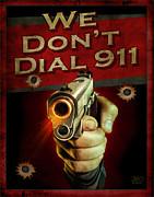911 Print by JQ Licensing