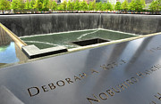 Featured Photo Originals - 911 Memorial by David Cabana