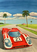 Cars Originals - 917 K by Robert Hooper