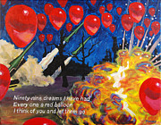 Tommy Midyette - 99 Red Balloons