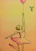 Tiffany Albright - A Ballerina A Balloon...