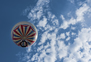 Hot Air Balloon Photos - a Balloon by Svetlana Sewell