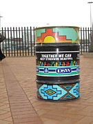 Frank Chipasula - A Beautiful Trash Can In...