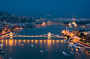 Budapest Photos - A Birds Eye View by Syed Aqueel
