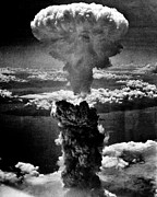 Atomic Bomb Photos - A-bomb by Benjamin Yeager