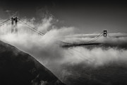 Golden Gate Photo Originals - A brand new day... by Eduard Moldoveanu