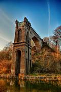 A Bridge No More Print by Mountain Dreams