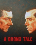 Bronx Paintings - A Bronx Tale by Dan Menta