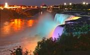 Adam Jewell - A Burst Of Color At Niagara
