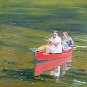 Canoe Originals - A Calm So Deep by Sarah Sheffield
