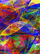 Fractal Geometry Digital Art - A Cats Dream 20130512 vertical by Wingsdomain Art and Photography