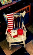 Candy Digital Art - A Chair for Tiny Tim by RC deWinter