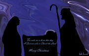 Kate Farrant - A child is born Merry Christmas