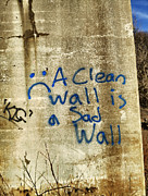 Patricia Januszkiewicz - A Clean Wall is a Sad...
