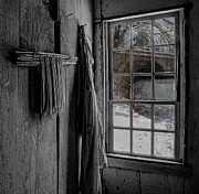 Windowsill Art - A Cold Day by Robin-lee Vieira