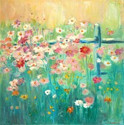 Natalia Bardi - A corner of the garden