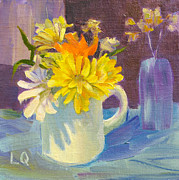 Lori Quarton - A Cup of Daisies