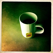 Photography Photo Originals - A Cup of Tea at Night II by Marco Oliveira