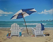 Jeremy Reed - A Day at the Beach