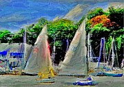 Rick Todaro - A  Day For Sailing