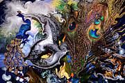 Cindy Nunn - A Dream of Peacocks