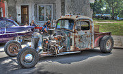 J Laughlin - A Fine Rat Rod