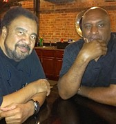 Paul SEQUENCE Ferguson             sequence dot net - A Friend Mr. George Duke