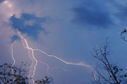 Lightning Photography Photo Originals - A Good Mistake  by Byron Snider