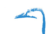Dignity Originals - A goose in blue  by Tommy Hammarsten