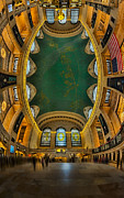 Concourse Prints - A Grand View  Print by Susan Candelario