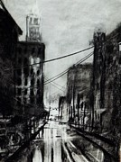 Julianna Wells - A Gray City study