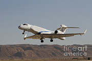 First-class Framed Prints - A Gulfstream Nachshon-eitam Framed Print by Ofer Zidon
