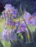 Sharen AK Harris - A Iris Spring Day