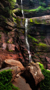 Summer Posters - A Kaaterskill Summer Poster by Bill  Wakeley