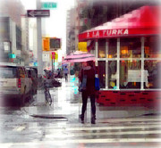 Miriam Danar - A La Turka in the Rain -...