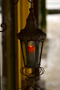 Engine Photo Originals - A lantern  by Tommy Hammarsten