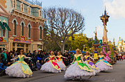 Disneyland Photos - A Little Girls Dream by Heidi Smith