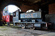 Bing Art - A locomotive at the colliery by RicardMN Photography